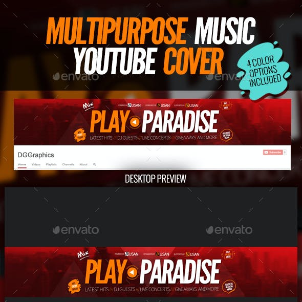 Multipurpose Music YouTube Cover