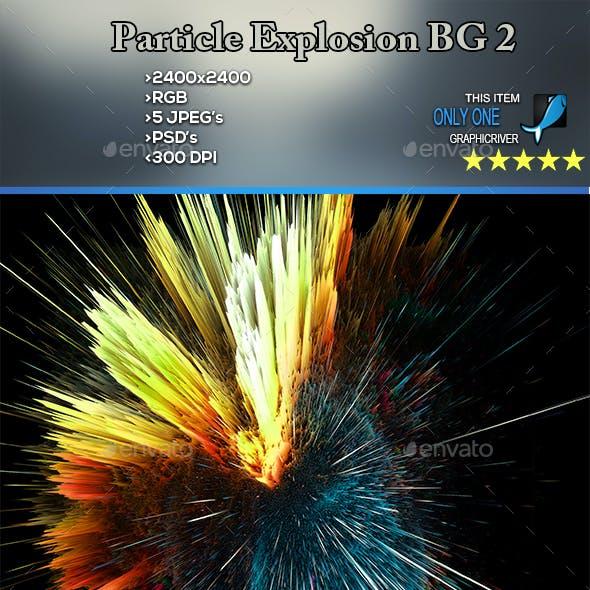 Nebula Explosion 2