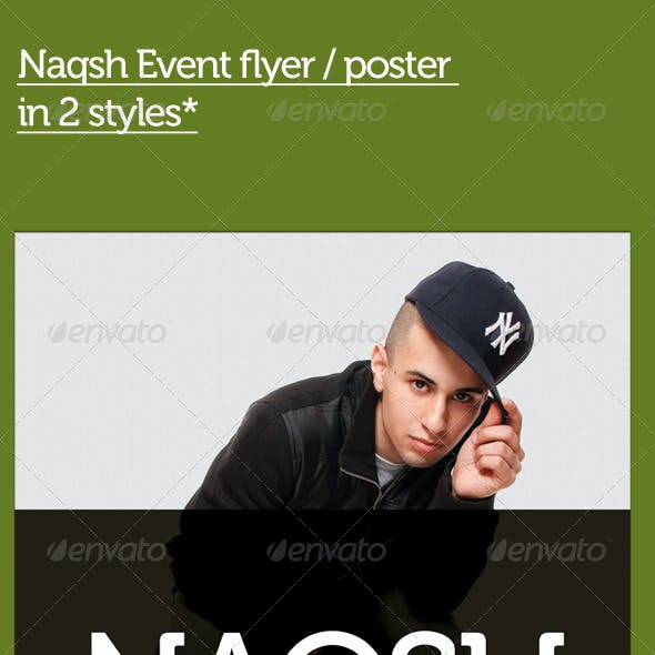 Naqsh Flyer