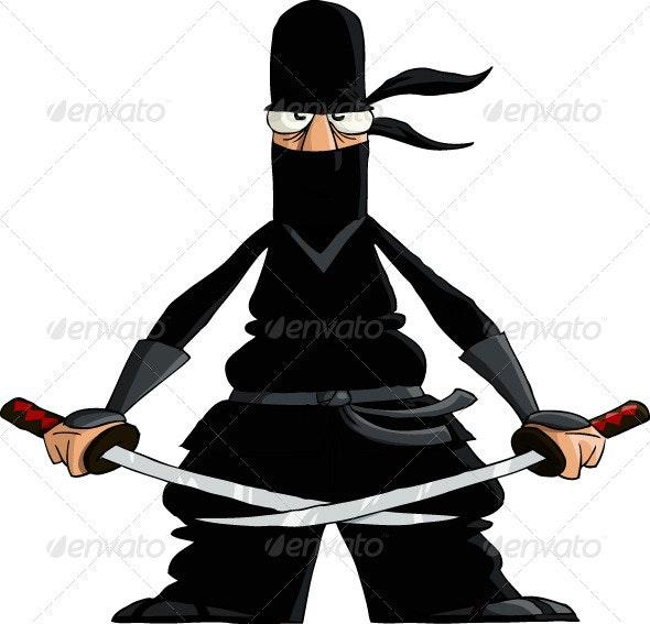 Ninja - People Characters