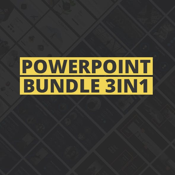 3in1 PowerPoint Bundle