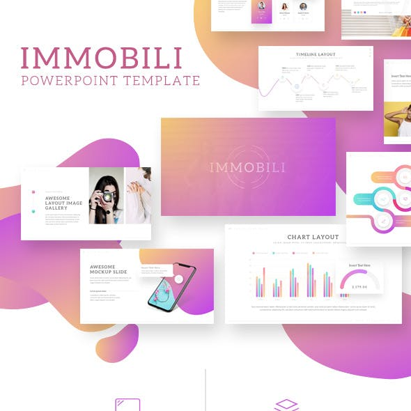 Immobili Powerpoint Template