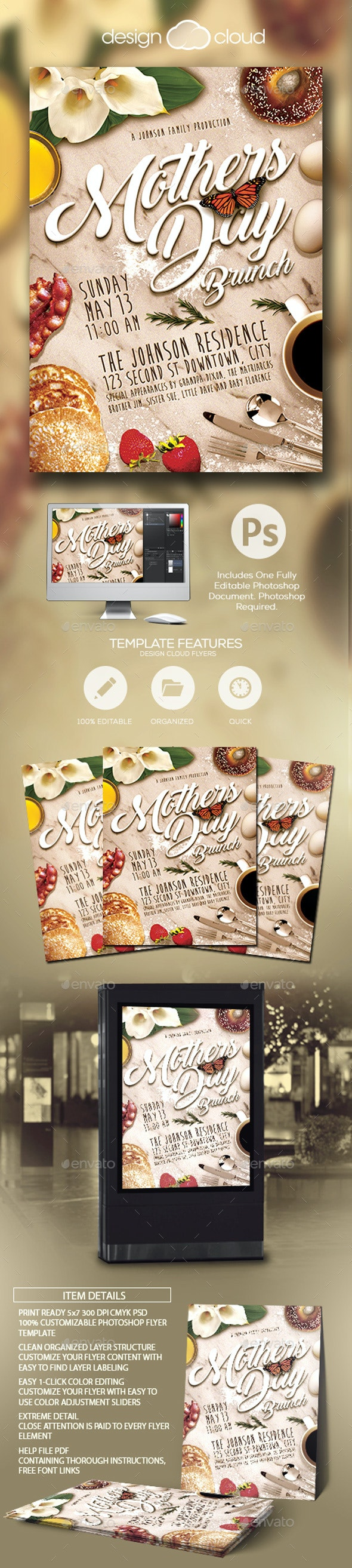 Mothers Day Brunch - Holidays Events