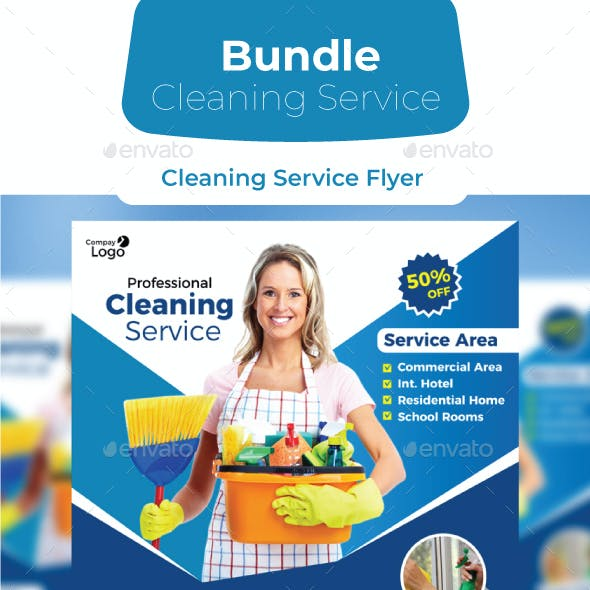 Cleaning Service Bundle