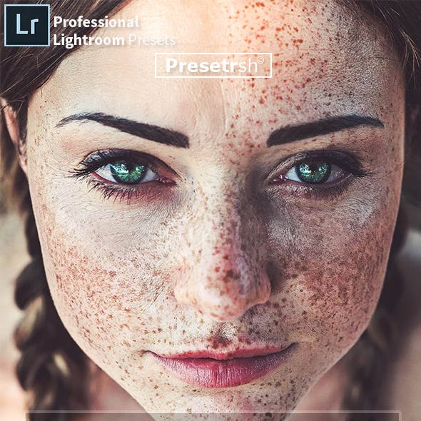 25 Portrait Essentials Lightroom Presets