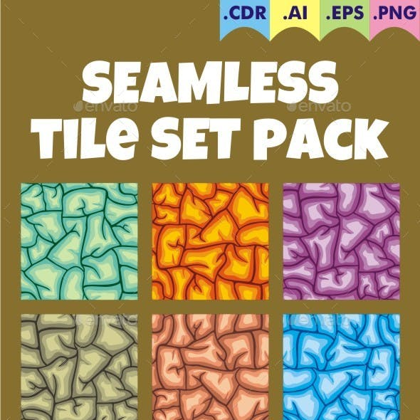 Seamless Tileset Pack 10