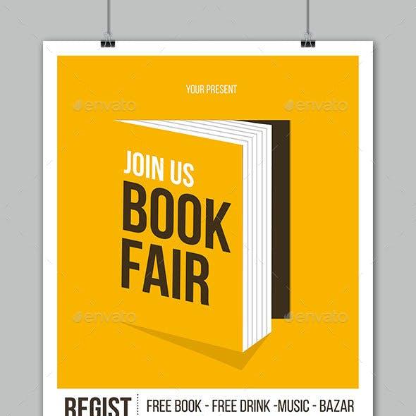 Book Fair Flyer