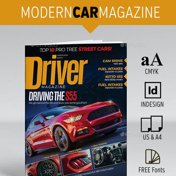 Driver Magazine