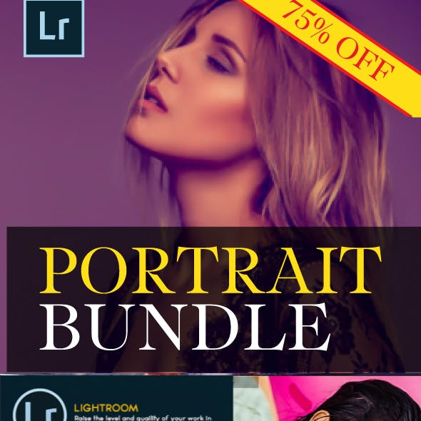 Ultimate Portrait Lightroom Bundle