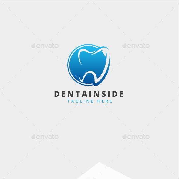 Dentalinside Dental Logo