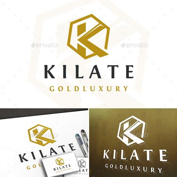 Luxury K Letter Logo