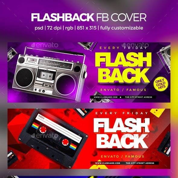 Flash Back Facebook Cover