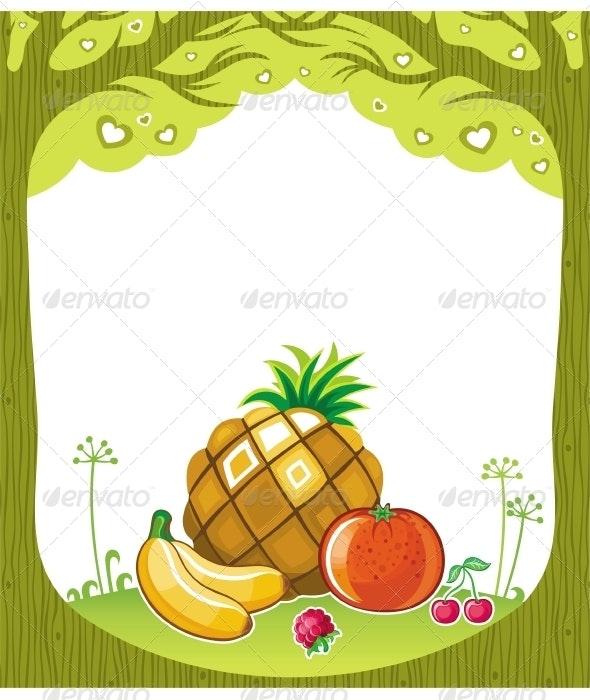 fruity framework - Landscapes Nature