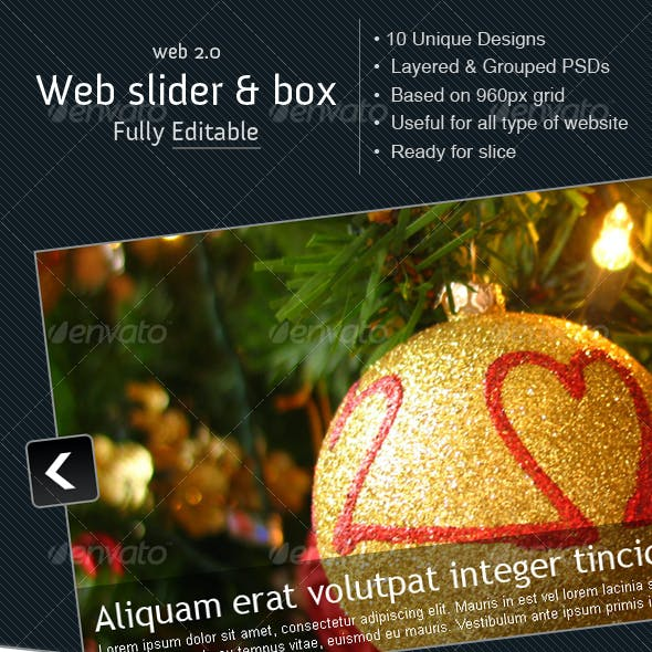 Ultimate Web Slider & Box 0 Vol.1
