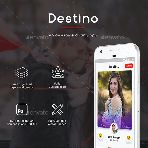Tinder Graphics, Designs & Templates from GraphicRiver
