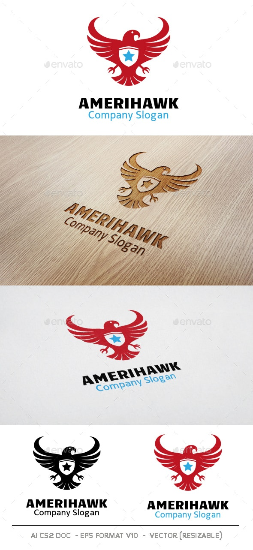 American Hawk Logo