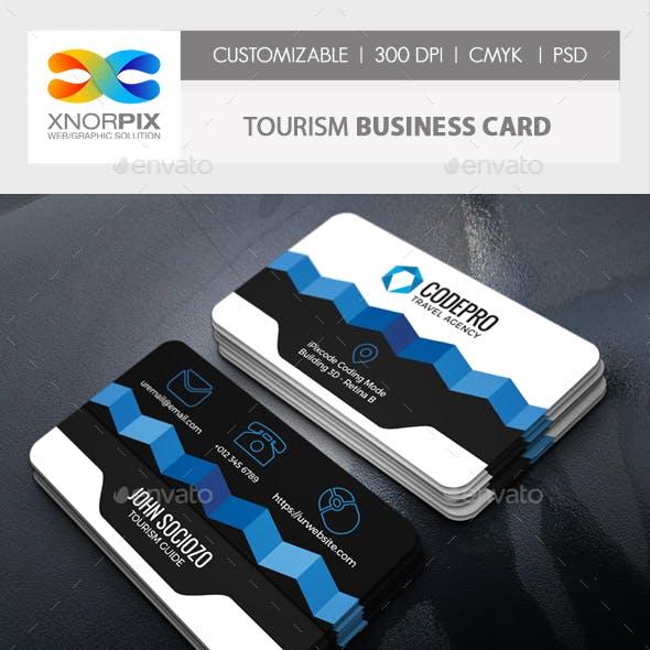 Tourism Business Card