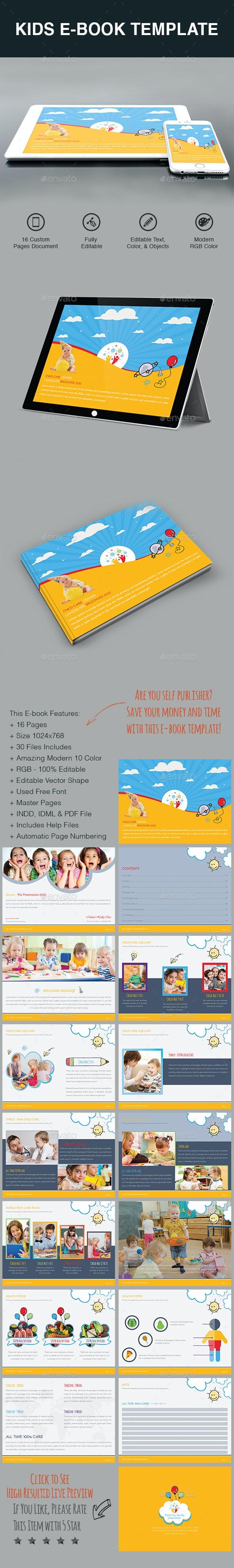 Kids E-Book - ePublishing