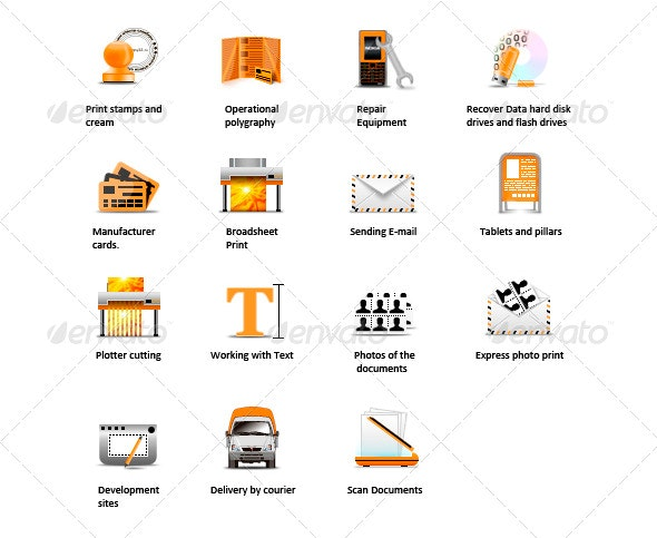 15 Icons for a Web