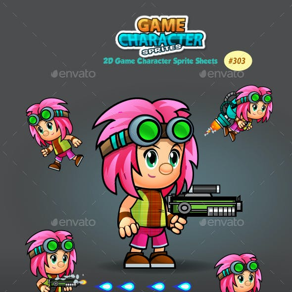 2D, Assets, and Cartoon Game Sprites & Sheet Templates (Page 4)