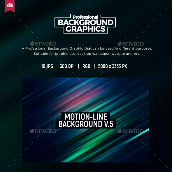 Motion Line - Background V.5