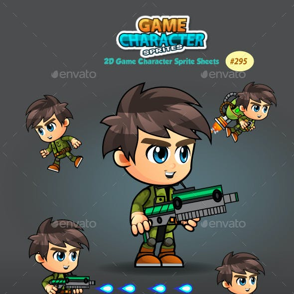 2D Game Character Sprites 295