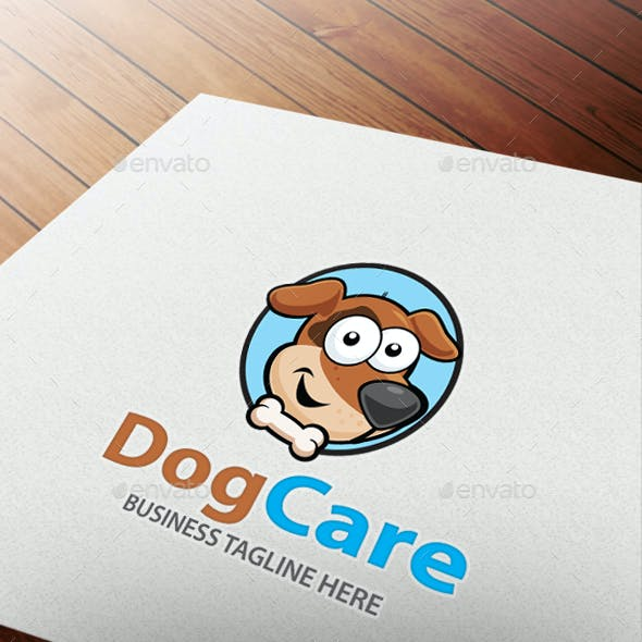 Dog Care Logo Templates