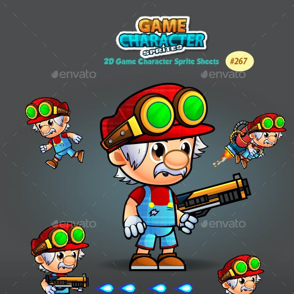2D Game Character Sprites 267