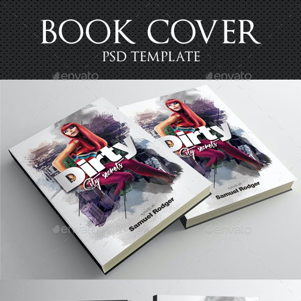 Book Cover Template 45