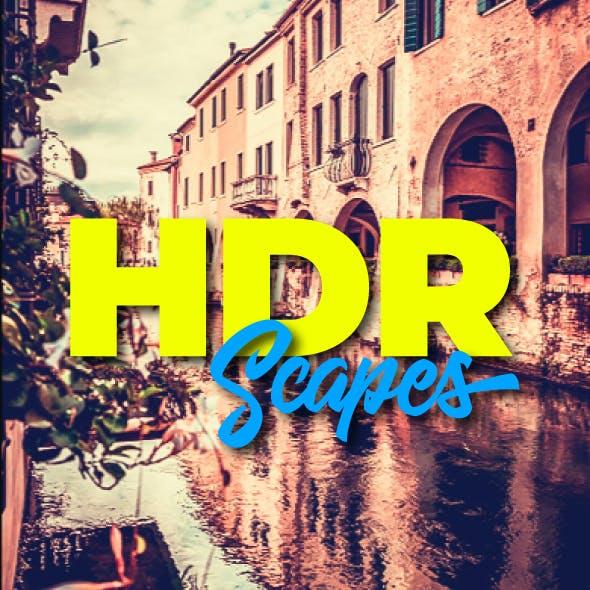 15 HDR Landscape Lightroom Presets