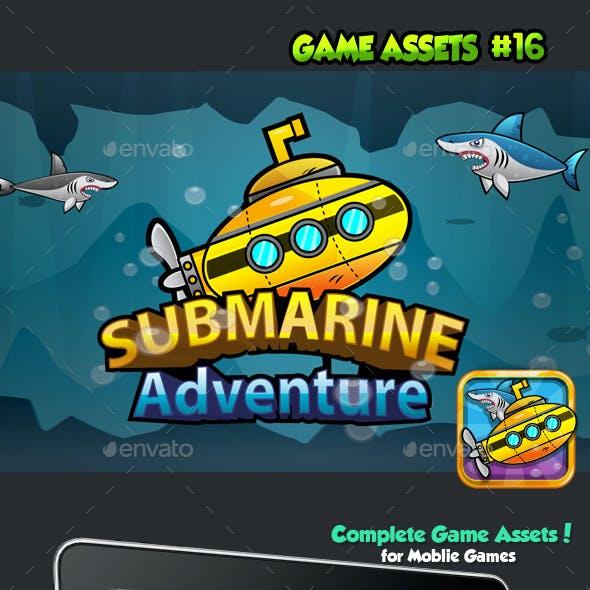 Submarine Adventure Game Kits