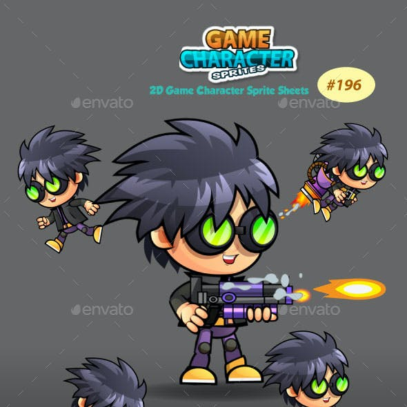 2D Game Character Sprites 196