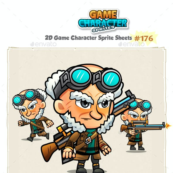 Actions, Characters, and Game Graphics, Designs & Templates