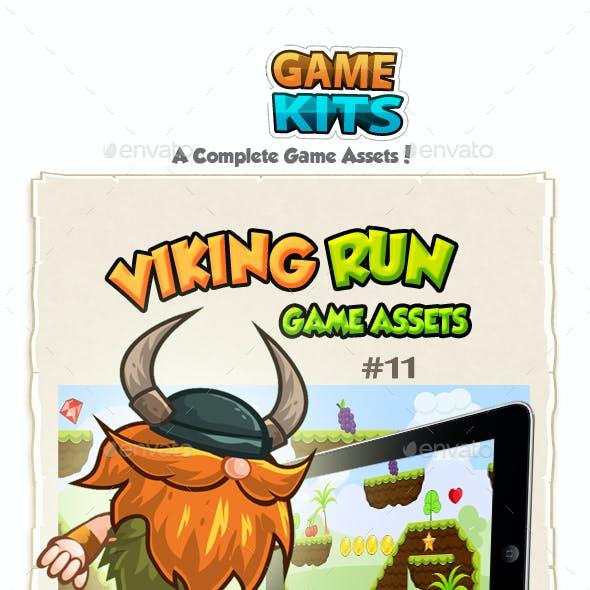 Viking Run Game Assets 11