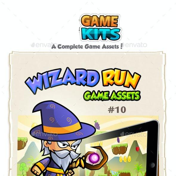 Wizard Run Game Assets 10