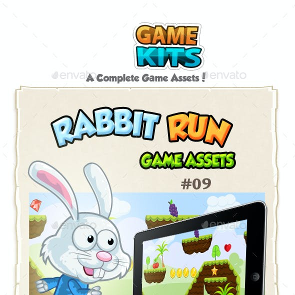 Rabbit Run Game Assets-09