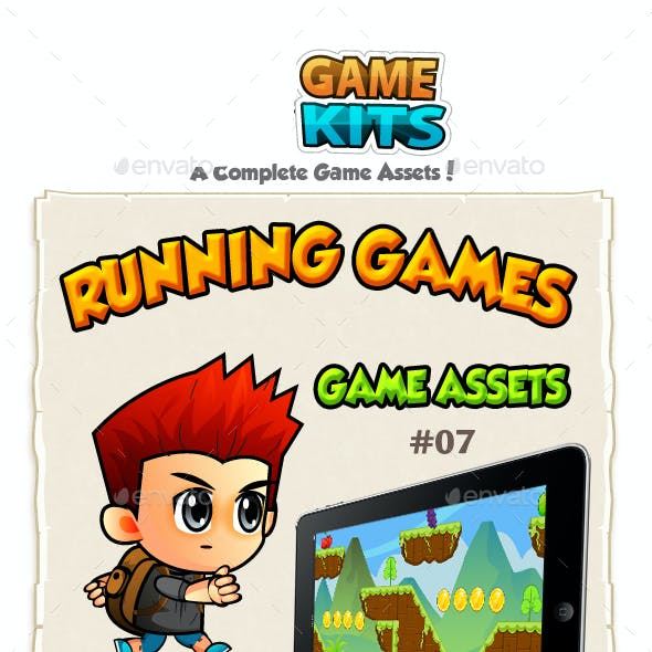 Running Boy Game Assets 07
