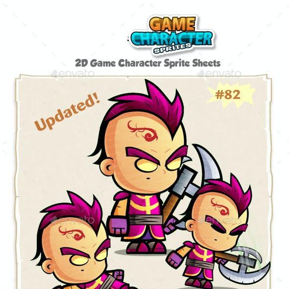 2D Game Character Sprites 82