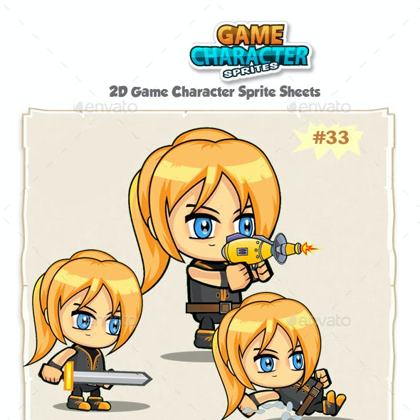 2D Game Character Sprites 33