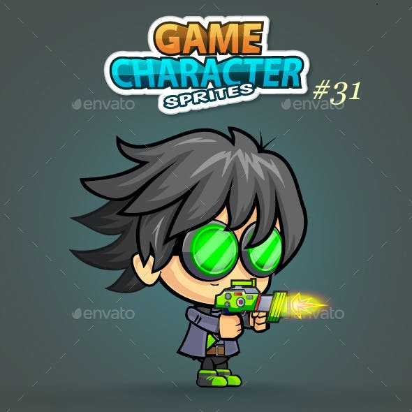 2D Game Character Sprites 31