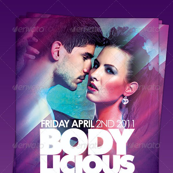 Bodylicious Flyer