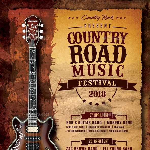Country Road Music Festival