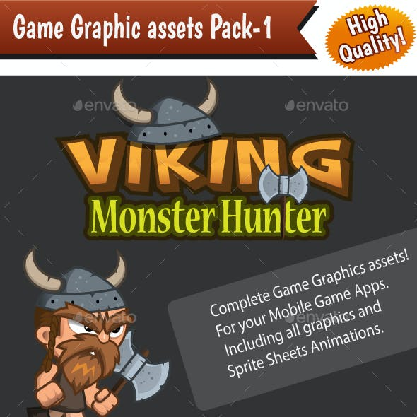 Game Assets - Viking