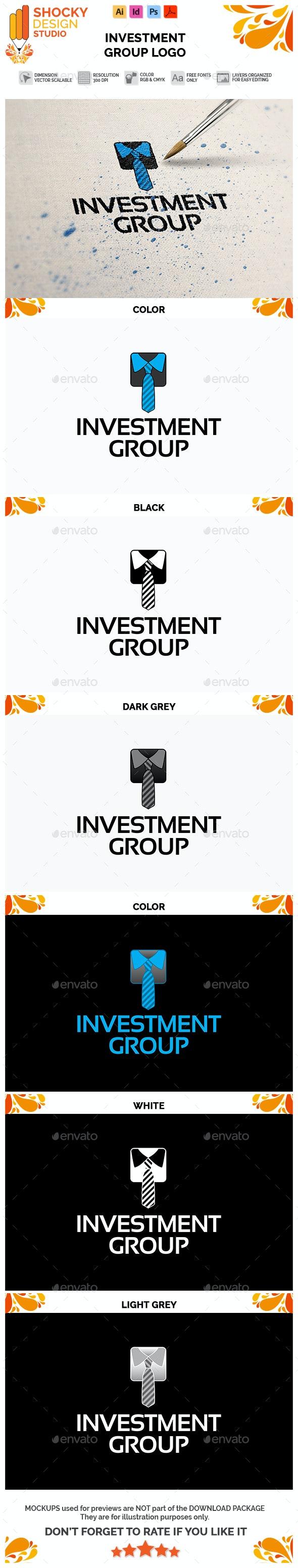 Investment Group Logo - Symbols Logo Templates
