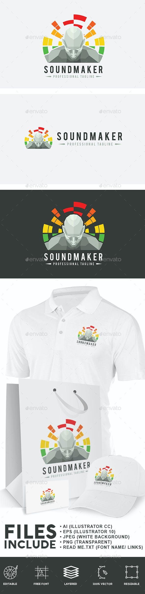 Sound Maker Logo