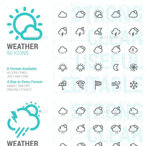 Weather Mini Icon