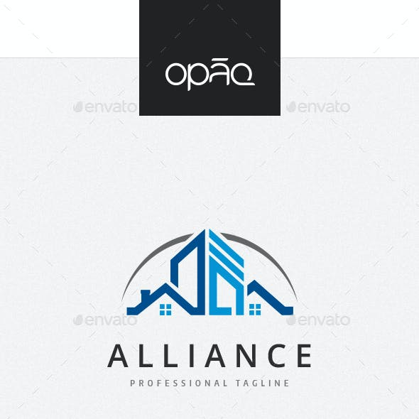 Alliance Estate Logo