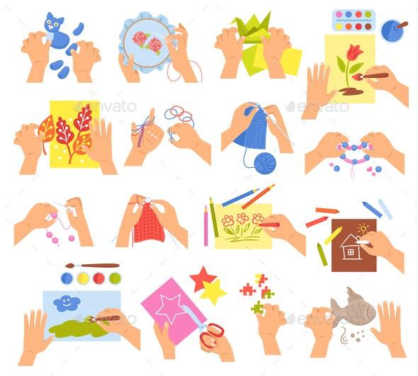 Creative Kids Set