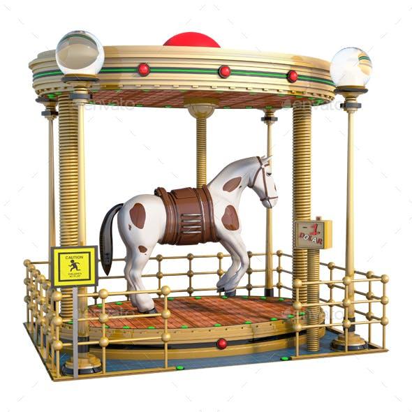 Fantasy Horse Fair Ride