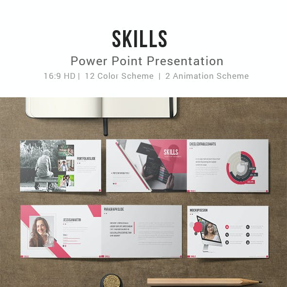 Skills Power Point Presentation
